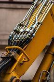 Industriële machine — Stockfoto