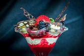 Delizioso gelato — Foto Stock