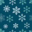 Winter christmas new year seamless pattern /beautiful texture wi - Foto Stock