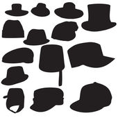Wallets collection silhouette vector illustration — Stock Photo
