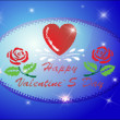 Valentine Day — Vector de stock #8935256