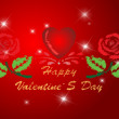 Valentine Day — Stockvectorbeeld