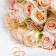 Wedding bouquet — Stok fotoğraf