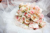 Hochzeitsstrauß — Stockfoto
