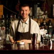 Barman at work — Lizenzfreies Foto