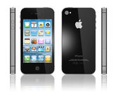 NEW APPLE IPHONE 4S — Stock Photo