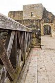 古い城の遺跡 — ストック写真