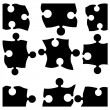 Puzzle pieces — Stock Photo #7972057