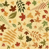 Autumnal leaf background — Stock Photo