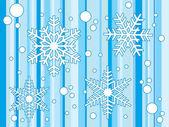 Christmas vector background — Stock Photo