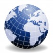Globe of the World — Stock Photo #7996429