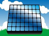 Solar panel2 — Stock Photo