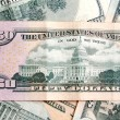 Dollar backround — Stock Photo #8052430