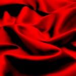 Elegant red satin — Stock Photo #8053362