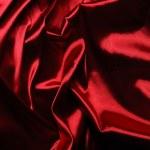 Elegant red satin — Stock Photo #8053509