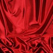 Red satin background — Stock Photo #8053521