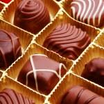 Chocolate bon bons — Stock Photo #8053937