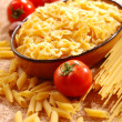Assorted pasta - Stock Photo