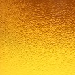 Stock Photo: Glass of beer close-up