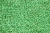 Texture de toile verte — Photo