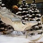 Santas Slade — Stock Photo