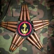 Stock Photo: Marines star. Close view