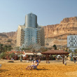 Stock Photo: Modern hotels ashore Dead sea