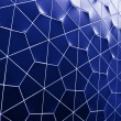 Royalty-Free Stock Photo: Hexagon Grid Background