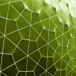 Hexagon Grid Background — Stock Photo