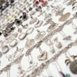Stock Photo: Silver Accessories