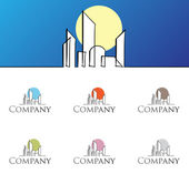 Corporate Logo Design Template — Stock Vector