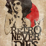 Retro Never Dies! — Stock Photo #8854341