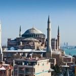 Hagia Sophia Museum — Stock Photo #8989944