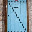 Old Turkish Door - Stock Photo