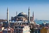 Hagia Sophia Museum — Stock Photo