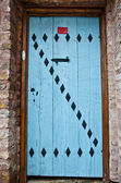 Old Turkish Door — Stock Photo