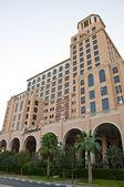 购物中心酒店联合酋长国,迪拜,阿联酋 — 图库照片