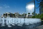 Dubai-stadt — Stockfoto