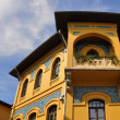 Traditional Ottoman-Turkish Architecture - Stock Photo