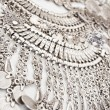 Stock Photo: Silver Necklace