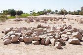 Ayla ruins in Aqaba — Stock Photo