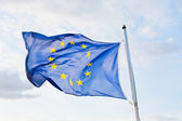 Flag of Europe — Foto de Stock