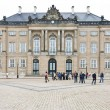 Christian VIII's Palace in Copenhagen — Stock Photo
