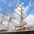 Stock Photo: Tall ship Georg Stage in Copenhagen