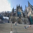 Cologne Cathedral, Gernany — Stock Photo #8854203