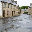 Stock Photo: Brittany town Treguier, France