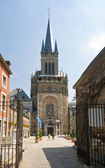 Cathedral in Aachen, Germany — Stock Photo