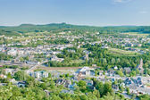 Climatic spa town Gerolstein, Germany — Stock Photo
