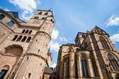 Iglesia liebfrauenkirche, trier, alemania — Foto de Stock