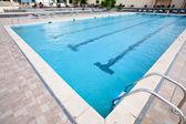 Empty swimming pool — Fotografia Stock